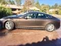 Brown Metallic 2013 Tesla Model S
