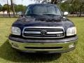 2000 Black Toyota Tundra SR5 Extended Cab 4x4  photo #16