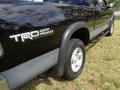 2000 Black Toyota Tundra SR5 Extended Cab 4x4  photo #32