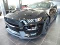 2018 Shadow Black Ford Mustang Shelby GT350  photo #1