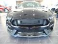 2018 Shadow Black Ford Mustang Shelby GT350  photo #2
