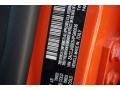 2017 Omaha Orange Jeep Renegade Latitude  photo #15