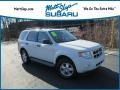 2011 White Suede Ford Escape XLT V6 4WD #126028979