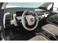 2018 BMW i3 Mega Carum Spice Grey Interior Dashboard Photo