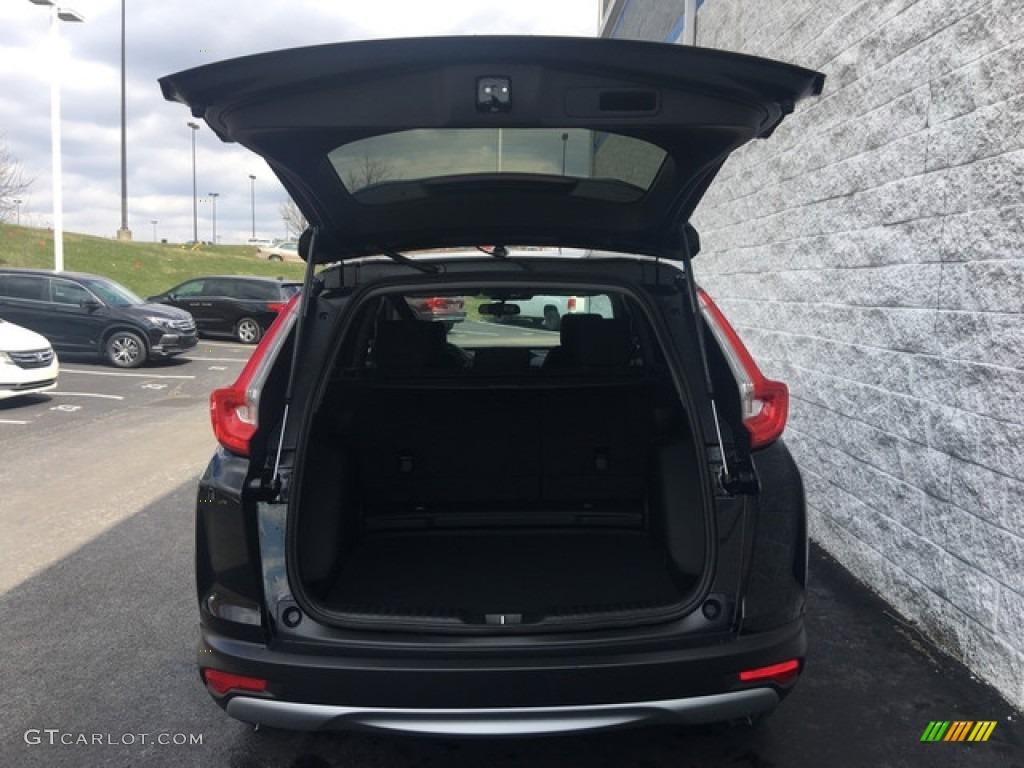 2018 CR-V EX AWD - Crystal Black Pearl / Black photo #21