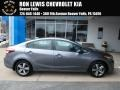 Phantom Gray 2018 Kia Forte S