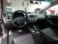 Front Seat of 2018 Forte S