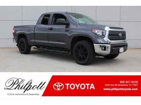 2018 Toyota Tundra TSS Double Cab 4x4 Data, Info and Specs