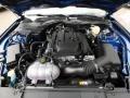 2018 Lightning Blue Ford Mustang EcoBoost Fastback  photo #8