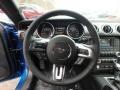 2018 Lightning Blue Ford Mustang EcoBoost Fastback  photo #16