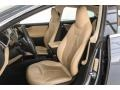 2014 Model S P85D Performance Tan Interior