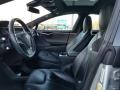 Front Seat of 2015 Model S 85D
