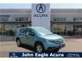 2013 Twilight Blue Metallic Honda CR-V LX #126117153