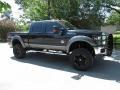 2011 Tuxedo Black Metallic Ford F250 Super Duty Lariat Crew Cab 4x4 #126117362