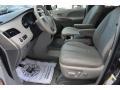 2012 Predawn Gray Mica Toyota Sienna XLE  photo #8