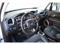 2016 Alpine White Jeep Renegade Limited 4x4  photo #10