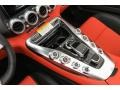 Controls of 2018 AMG GT C Roadster