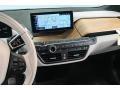 2018 BMW i3 Giga Brown/Carum Spice Grey Interior Dashboard Photo