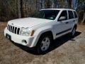 Stone White 2006 Jeep Grand Cherokee Laredo 4x4