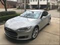 Silver Metallic 2014 Tesla Model S