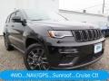Diamond Black Crystal Pearl 2018 Jeep Grand Cherokee High Altitude 4x4
