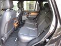 Ebony Rear Seat Photo for 2018 Land Rover Range Rover #126297939