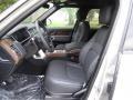 2018 Aruba Metallic Land Rover Range Rover HSE  photo #3
