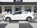 Ice White 2014 Volvo S60 T5