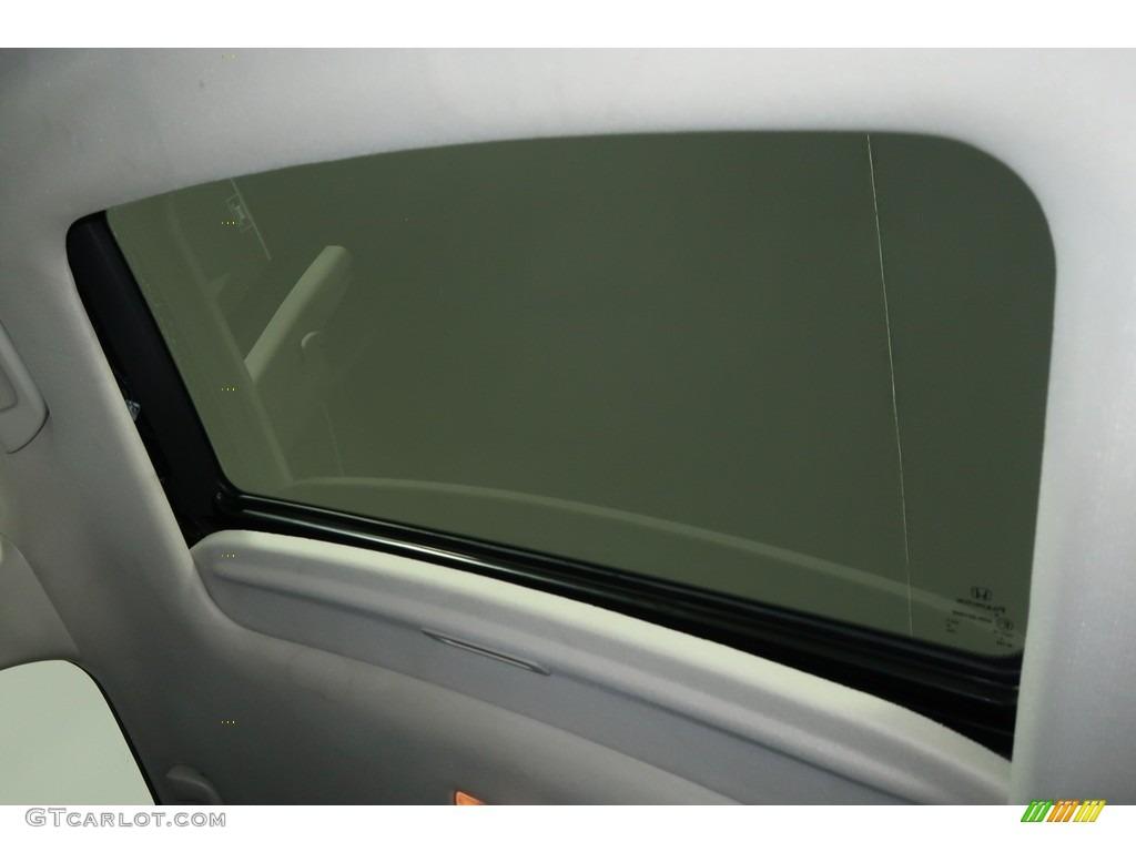 2012 CR-V EX 4WD - Crystal Black Pearl / Gray photo #2