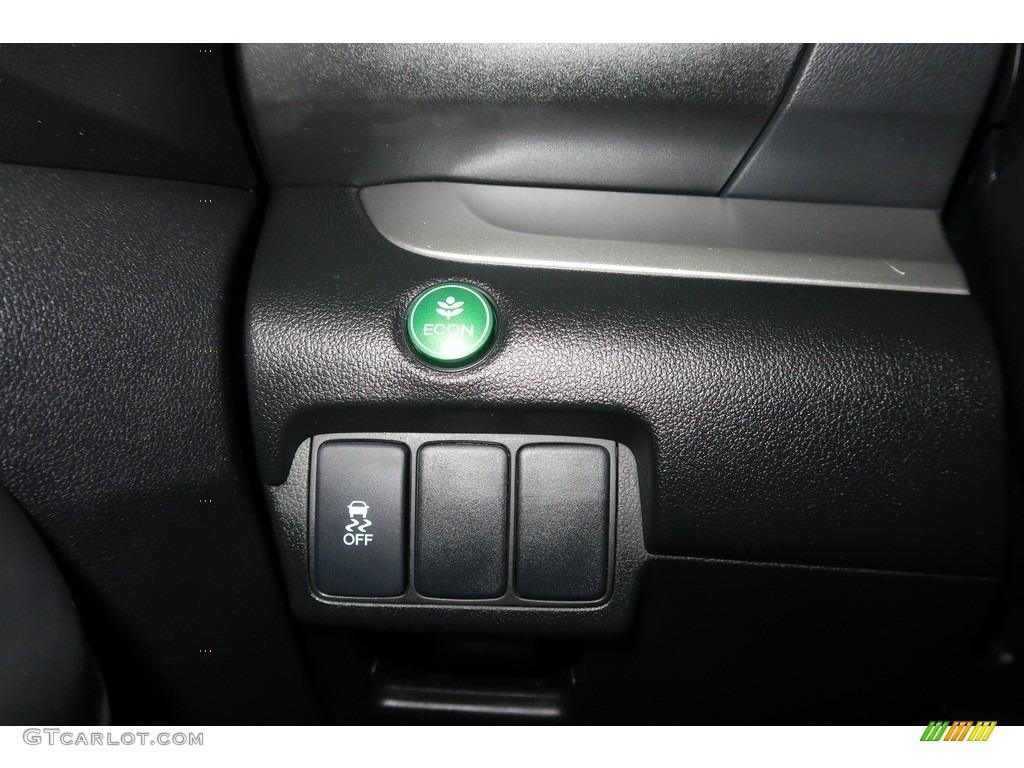 2012 CR-V EX 4WD - Crystal Black Pearl / Gray photo #35