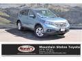 2013 Twilight Blue Metallic Honda CR-V EX AWD #126329848