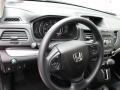 2015 Crystal Black Pearl Honda CR-V LX AWD  photo #13