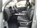 2019 1500 Laramie Crew Cab 4x4 Black Interior