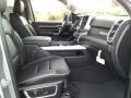 Front Seat of 2019 1500 Laramie Crew Cab 4x4