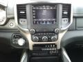 Controls of 2019 1500 Laramie Crew Cab 4x4