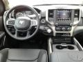 Dashboard of 2019 1500 Laramie Crew Cab 4x4