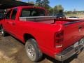 2005 Flame Red Dodge Ram 1500 ST Quad Cab 4x4  photo #3