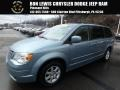 2010 Clearwater Blue Pearl Chrysler Town & Country Touring #126382271