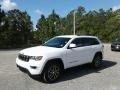 Bright White 2018 Jeep Grand Cherokee Laredo