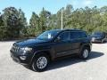 Diamond Black Crystal Pearl 2018 Jeep Grand Cherokee Laredo