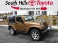 2011 Bronze Star Jeep Wrangler Sahara 70th Anniversary 4x4  photo #1