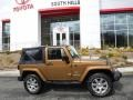 2011 Bronze Star Jeep Wrangler Sahara 70th Anniversary 4x4  photo #2