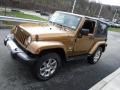 2011 Bronze Star Jeep Wrangler Sahara 70th Anniversary 4x4  photo #6