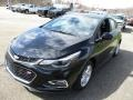 Mosaic Black Metallic - Cruze LT Hatchback Photo No. 5