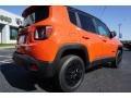 2018 Omaha Orange Jeep Renegade Trailhawk 4x4  photo #14