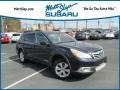 Deep Indigo Pearl 2012 Subaru Outback 2.5i Limited