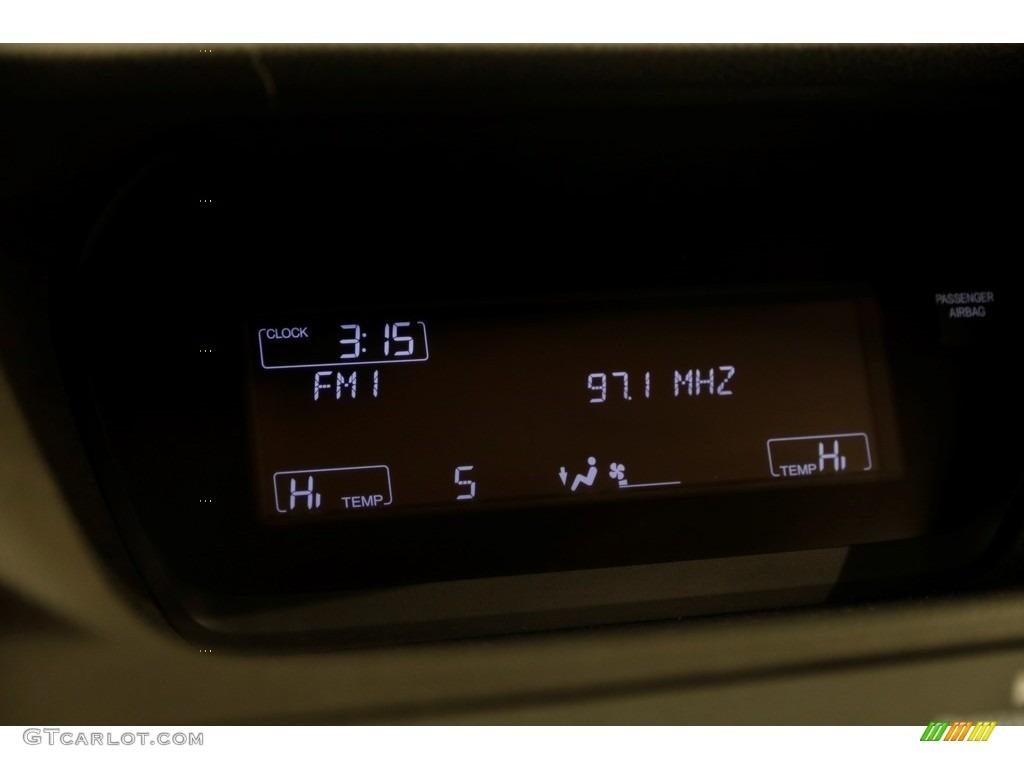 2010 TSX Sedan - Premium White Pearl / Parchment photo #10