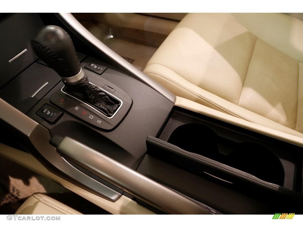 2010 TSX Sedan - Premium White Pearl / Parchment photo #14