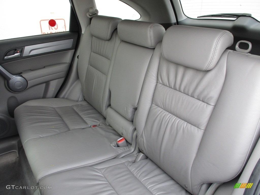2009 CR-V EX-L 4WD - Royal Blue Pearl / Gray photo #14