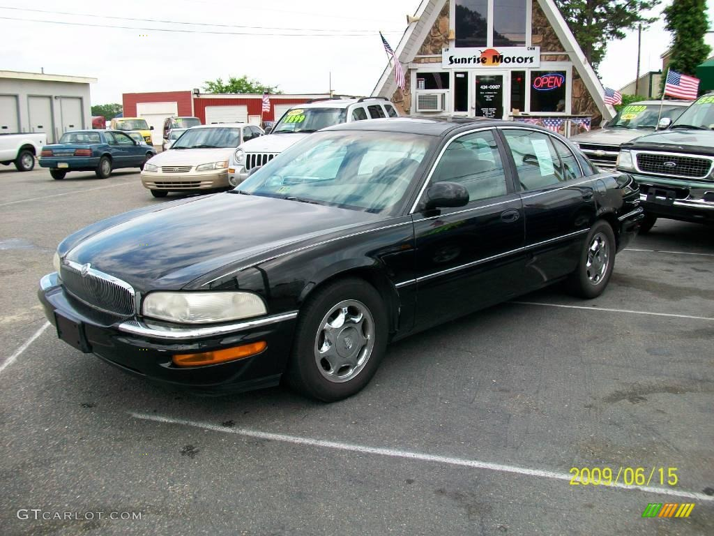 1998 Black Buick Park Avenue Ultra Supercharged 12632978 Gtcarlot